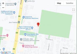 Northland Storage Units Google Map